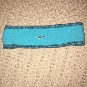 Nike dri fit reversible headband